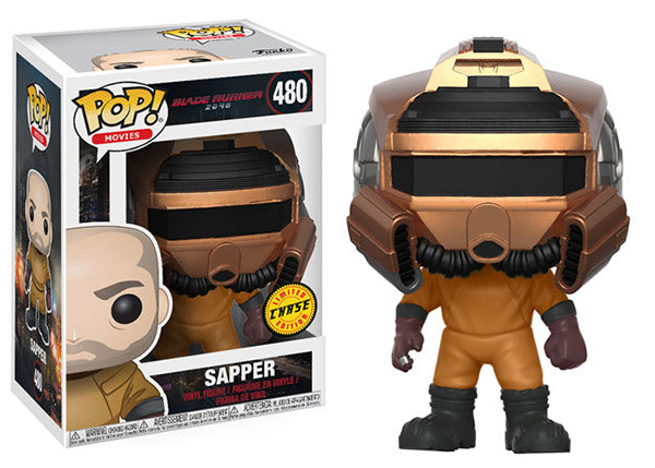 Sapper (Helmet, Blade Runner 2045) 480  **Chase**  [Damaged: 6.5/10]