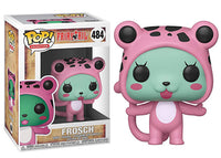 Frosch (Fairy Tail) 484 [Damaged: 7.5/10]