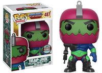 Trap Jaw (Masters of the Universe) 487 - Specialty Series Exclusive