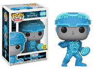 Tron (Glow in the Dark) 489  [Damaged: 7.5/10]