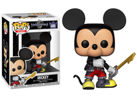 Mickey Mouse (Kingdom Hearts) 489  [Damaged: 7.5/10]