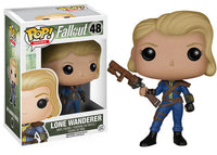 Lone Wanderer (Female, Fallout) 48 Pop Head
