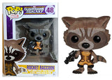 Rocket Raccoon (Flocked, Guardians of the Galaxy) 48  [Condition: 7.5/10]