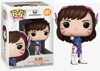 D.VA (Overwatch) 491  [Damaged: 7.5/10]