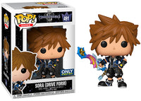 Sora (Drive Form, Kingdom Hearts) 491 - Best Buy Exclusive  [Damaged: 7/10]