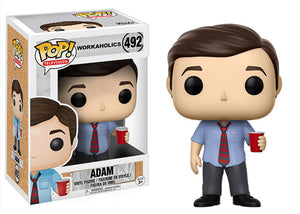 Adam (Workaholics) 492  [Damaged: 7.5/10]