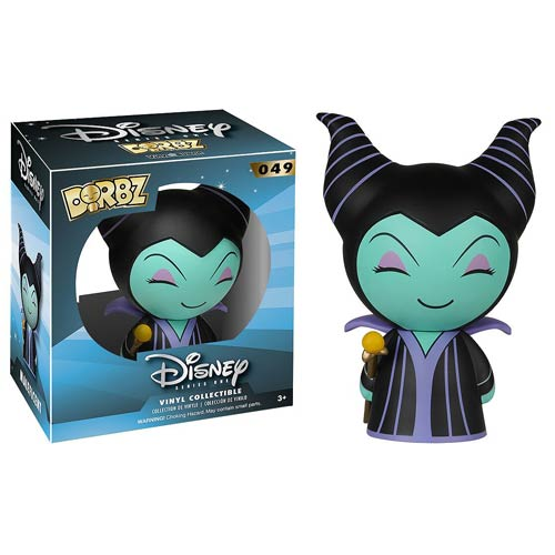 Dorbz Maleficent (Sleeping Beauty) 049  **Vaulted**