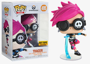 Tracer (Punk, Overwatch) 495 - GameStop Exclusive