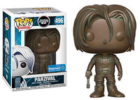 Parzival (Antique, Ready Player One) 496 - Walmart Exclusive  [Damaged: 7/10]