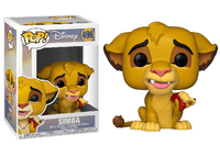 Simba (Grub, Lion King) 496