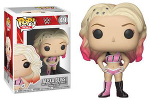 Alexa Bliss (WWE) 49  [Damaged: 6/10]
