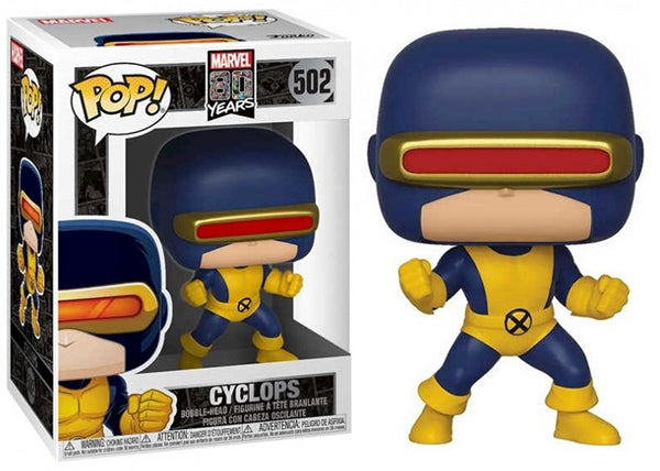 Cyclops (First Appearance) 502