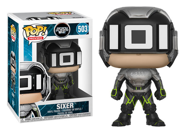 Sixer (Ready Player One) 503  [Damaged: 7.5/10]