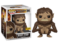 Beast Titan (6-inch, Attack on Titan) 504 - Hot Topic Exclusive [Damaged: 7.5/10]