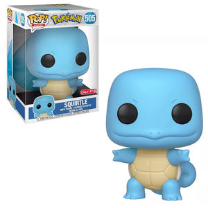 Squirtle (10-Inch, Pokemon) 505 - Target Exclusive