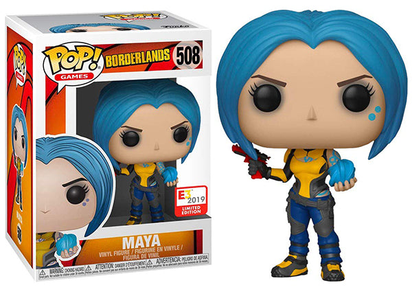 Maya (Borderlands) 508 - 2019 E3 Exclusive  [Damaged: 7.5/10]