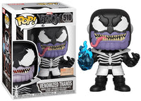 Venomized Thanos (Glow in the Dark) 510 - Box Lunch Exclusive  [Damaged: 7/10]