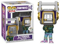 DJ Yonder (Fortnite) 512  [Damaged: 7.5/10]
