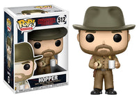 Hopper (Stranger Things) 512  [Damaged: 7/10]