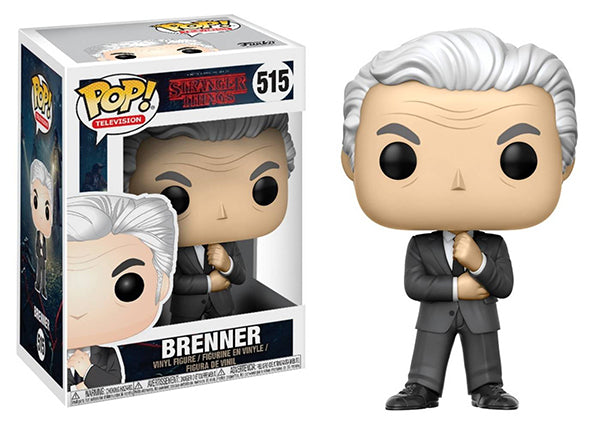 Brenner (Stranger Things) 515  [Damaged: 7.5/10]