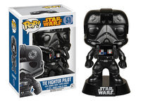 TIE Fighter Pilot 51  [Damaged: 7/10]