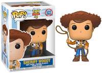 Sheriff Woody (Toy Story 4) 522  [Damaged: 7.5/10]