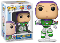 Buzz Lightyear (Toy Story 4) 523  [Damaged: 7.5/10]