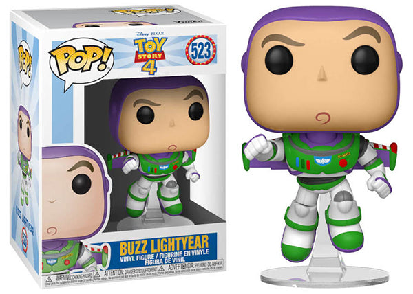 Buzz Lightyear (Toy Story 4) 523  [Damaged: 7/10]