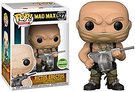 Rictus Erectus (Mad Max) 527 - 2018 Spring Convention Exclusive /7500 made  [Damaged: 7.5/10]