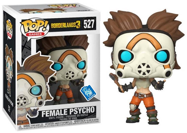 Female Psycho (Borderlands 3) 527 - Insider Club Exclusive