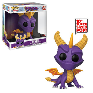 Spyro (10-Inch, Spyro the Dragon) 528 - GameStop Exclusive  [Damaged: 7.5/10]