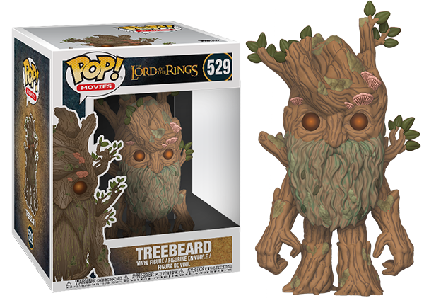 Treebeard (Lord of the Rings, 6-Inch) 529  [Damaged: 7.5/10]
