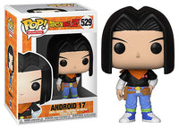 Android 17 (Dragonball Z) 529  [Damaged: 7/10]