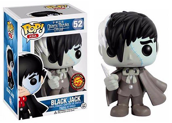 Black Jack (Black & White) 52 - Asia Exclusive  [Damaged: 7.5/10]