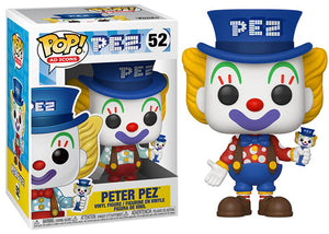 > Peter Pez (Blue Hat, Ad Icons) 52