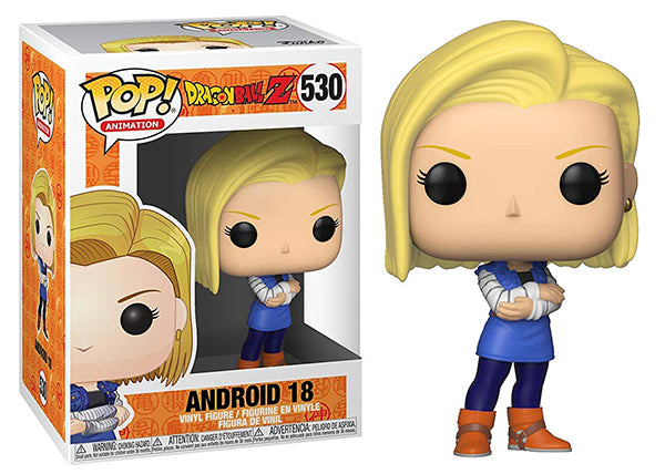 Android 18 (Dragonball Z) 530