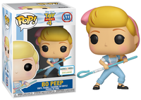 Bo Peep (Action Pose, Toy Story 4) 533 - Barnes & Noble Exclusive [Damaged: 7.5/10]