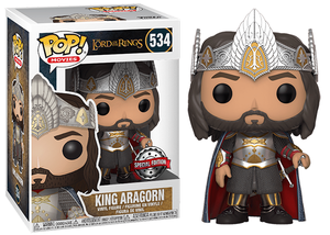 > King Aragorn (Lord of the Rings) 534 - Special Edition Exclusive