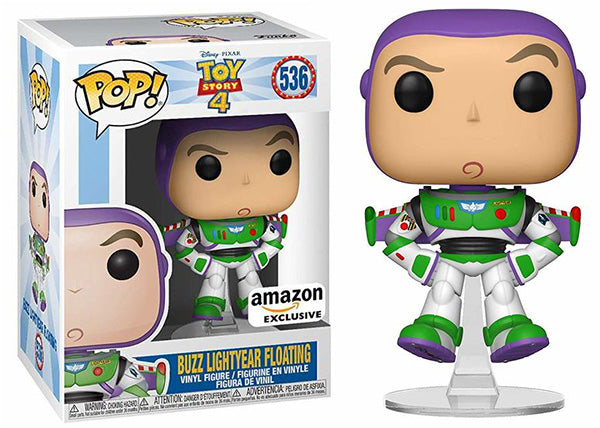 Buzz Lightyear (Floating, Toy Story 4) 536 - Amazon Exclusive