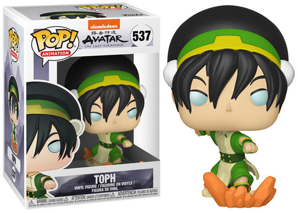 Toph (Avatar) 537 [Damaged 7/10]