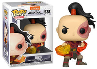 Zuko (Avatar) 538  [Damaged: 7.5/10]