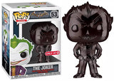 The Joker (Black Chrome, Arkham Asylum) 53 - Target Exclusive