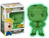 Vault Boy (Glow in the Dark, Fallout) 53 - Hot Topic Exclusive Pop Head