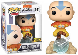 Aang on Airscooter (Avatar) 541 - Hot Topic Exclusive  [Damaged: 7.5/10]