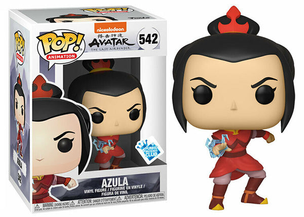 Azula (Avatar) 542 - Insider Club Exclusive  [Condition: 6.5/10]