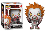 Pennywise w/Spider Legs (IT) 542  [Damaged: 7/10]