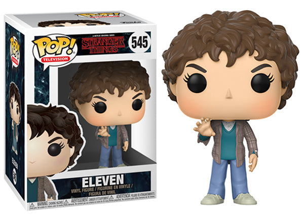 Eleven (Stranger Things) 545  [Damaged: 7.5/10]