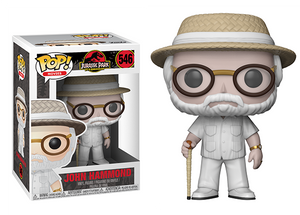 John Hammond (Jurassic Park) 546  [Damaged: 6/10]