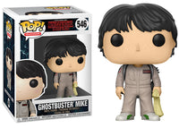 Ghostbuster Mike (Stranger Things) 546