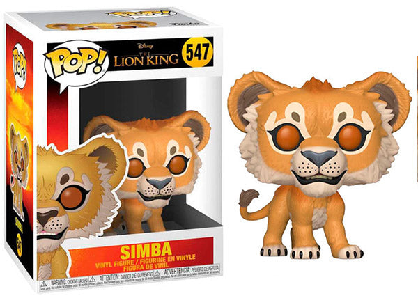 Simba (Live Action, The Lion King) 547